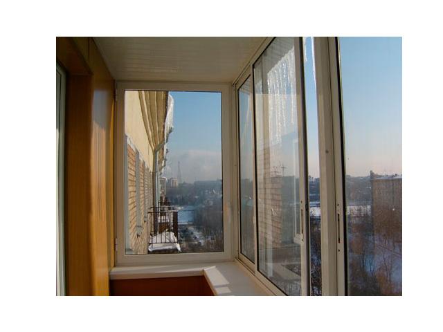 Особенности остекления балконов и лоджий.