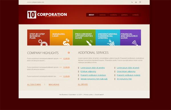 Как сделать дизайн сайта в joomla