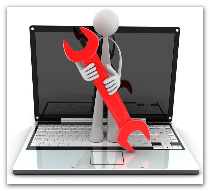 Преимущества ремонта ноутбуков в сервисном центре
