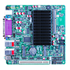Промышленная материнская плата ITX-H25-D2550 Fanless